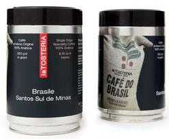 café grande origine 100% arabica brasile brésil santos sul de minas