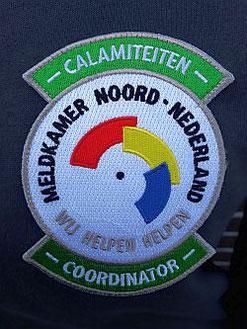 Meldkamer Noord Nederland, calamiteiten coördinator