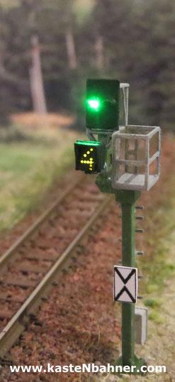 KS Signal Spur N Vorsignal