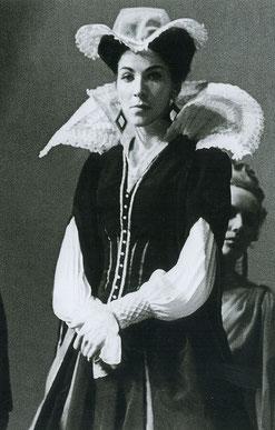 Ellen Gödde als Schauspielerin