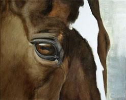 Leo, Öl auf Leinwand, 40 x 50 cm, 2009
