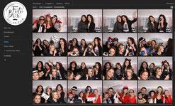 Fotobox Online-Galerie