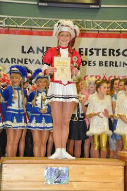 TM Miriam - Vizelandesmeisterin 2014/2015