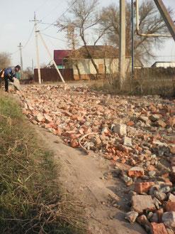 Бой кирпича в Одинцово и по Одинцовскому району   ОТ ПРОИЗВОДИТЕЛЯ ЦЕНЫ ДОГОВОРНЫЕ