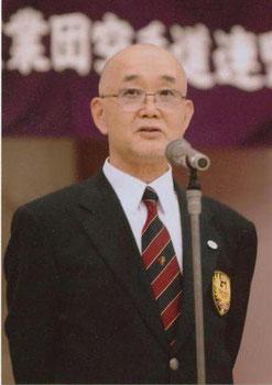 SHIHAN HANSHI KOZO MATSUURA 8.DAN