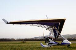Ultraleicht Trike ultralight wing hangglider Fläche Flügel bautek Skycruiser Pico