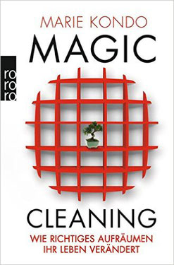 Meine Woche in Bildern: 16. September; KonMari Methode, Marie Kondo, Magic Cleaning
