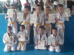 U10 Einzelkämpfer in Offenburg (KEM)