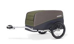 Croozer Cargo Tuure Lastenfahrradanhänger für e-Bikes und Pedelecs kaufen bei e-motion