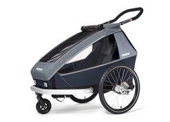 Croozer Kid Plus for 1 Kinderfahrradanhänger für e-Bikes und Pedelecs kaufen bei e-motion