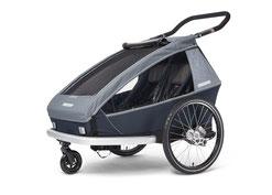 Croozer Kid Plus for 2 Kinderfahrradanhänger für e-Bikes und Pedelecs kaufen bei e-motion
