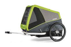 Croozer Dog XL Hundefahrradanhänger für e-Bikes und Pedelecs kaufen bei e-motion
