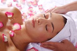 Aromatherapy gezichtsmassage Nerolii