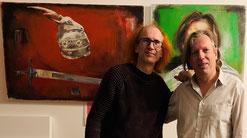 Gazmend Freitag, Norbert Zehm, Atelier Linz, 2020