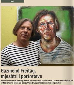 Gazmend Freitag: albinfo.at
