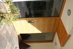 Wintergarten, Schreinerei Lagler in Flintsbach am Inn