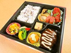 町田市三輪の東京映像美術へお届けのお弁当