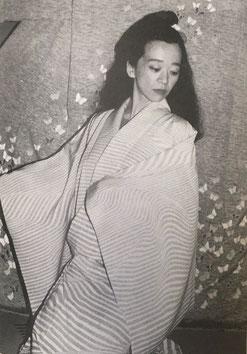 一人芝居『修羅の華』(1993年)