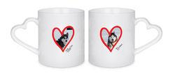 Druckatelier46 - Partner-Tassen mit Fotodruck