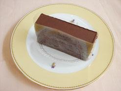 フロランタンのチョコレートケーキ バンドオペラ 1個 420円(税込)