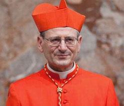 Angelo Kardinal Amato ist Mönch der Salesianer.