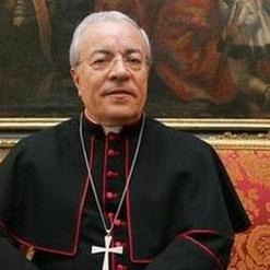 De Castro ist seit dem 18.02.2012 Kardinal
