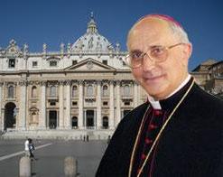 Kardinal  Filoni gilt als Experte für China und den Nahen und Mittleren Osten.