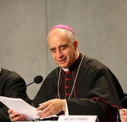 """Fisichella gilt als vatikanischer """"Chef-Ethiker"""""""