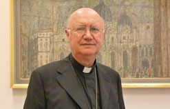 1970 trat Claudio Maria Celli in den diplomatischen Dienst des Vatikans ein ...