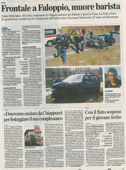 La provincia di Como - 13/03/2015