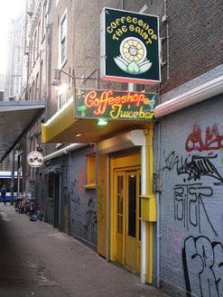 Coffeeshop Weedshop The Saint Amsterdam