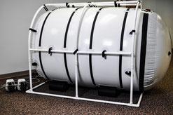 Summit to Sea große rollstuhltaugliche Druckkammer Grand Dive Pro Plus