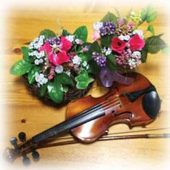 バイオリンレッスン子供