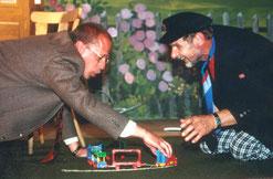Rüdiger Zeller und Johannes Aschauer
