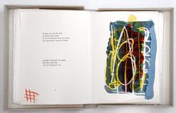 Bibliophilie Mots recousus Bernard Noël Jan Voss Dumerchez Bernard Editions Editeur