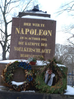 Napoleon-Stein (Photo: Christian Meyer; Januar 2014)