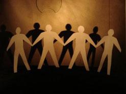 thérapie de groupe psychodramatiste Les arts en coprs O. Narboux