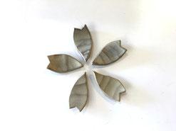 箸置き さくら|鎌倉漆工房いいざさ