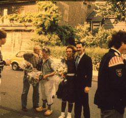 1988  Reiner Irmen u. Heidi Hormann
