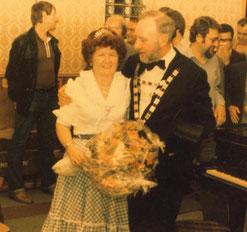 1980  Helmut Müller u. Marga Lingnau geb. Vosmerbäumer