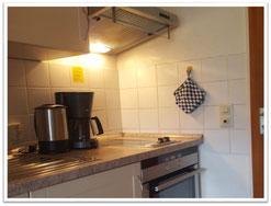 Ferienappartement Kessl, Allgäu, Oberstaufen Steibis, Küche
