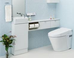 LIXILリフォームでトイレを快適空間へ