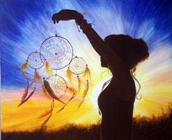 Attrape-rêves, Dream-catchers - Collection Bijoux des Lys