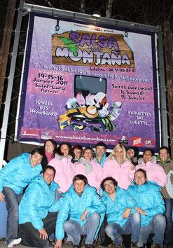 Festival Salsa en la Montana - Saint Lary Soulan - Bordeaux