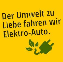 Der Umwelt zu Liebe fährt das Getränketaxi elektro.