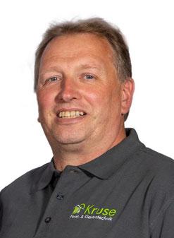Ralf Wallbaum, Werkstatt - Motorgerätespezialist, Elektrofachkraft
