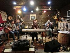Sawacopressoさん。このバンドの演奏大好き~。癒されるぅ!
