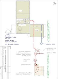 Entwurfsplanung Kleinkläranlage