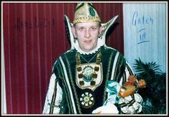 Prinz Peter III. Greven, 1982