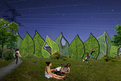 SUSTAINABLE SOUND WALL